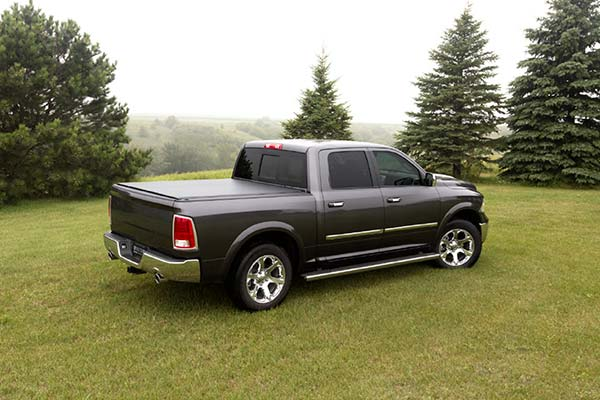 Enjoy sealed, truck bed protection wherever you go