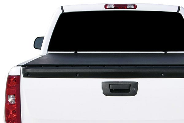 access vanish tonneau cover rear view