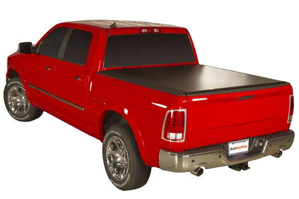 access vanish tonneau cover vanish Dodge red shine