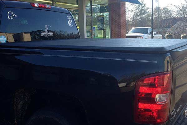 Customer Submitted Image - American Tonneau Soft Fold for Chevy Silverado & GMC Sierra