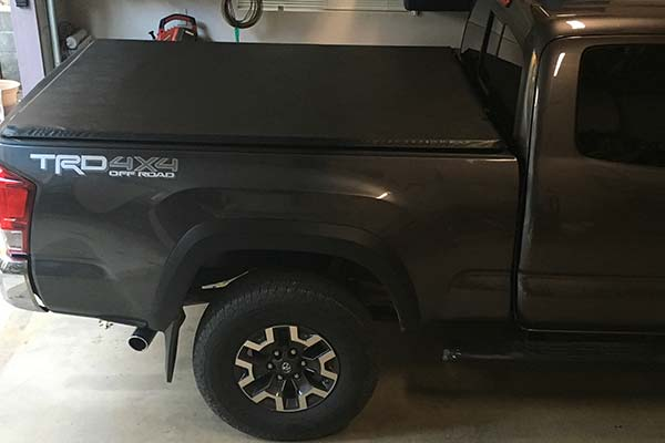 Customer Submitted Image - American Tonneau Soft Fold for Toyota Tacoma