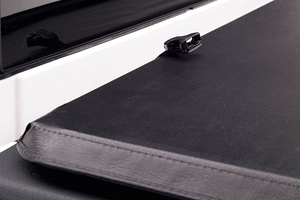 american tonneau hard tri fold tonneau cover corner