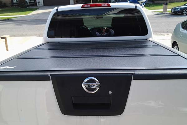 Customer Submitted Image - Bak G2 Tonneau Cover for Nissan Frontier