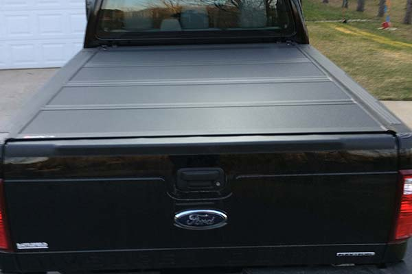 Customer Submitted Image - Bak MX4 Tonneau Cover for 2008-2016 Ford Super Duty