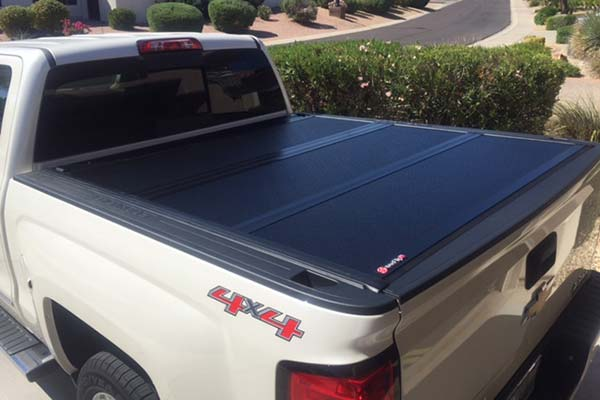 Customer Submitted Image - Bak F1 Tonneau Cover for 2014 to 2019 Chevy Silverado & GMC Sierra