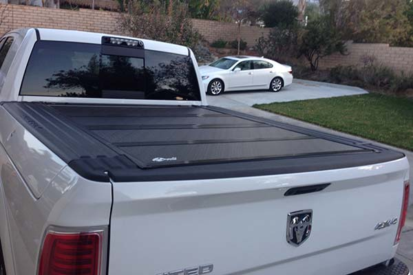 Customer Submitted Image - Bak F1 Tonneau Cover for 2012 to 2019 Dodge Ram