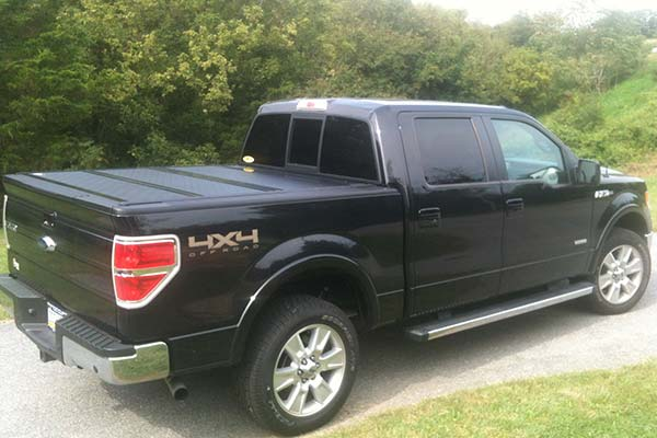 Customer Submitted Image - Bak F1 Tonneau Cover for 2004 to 2014 Ford F-150