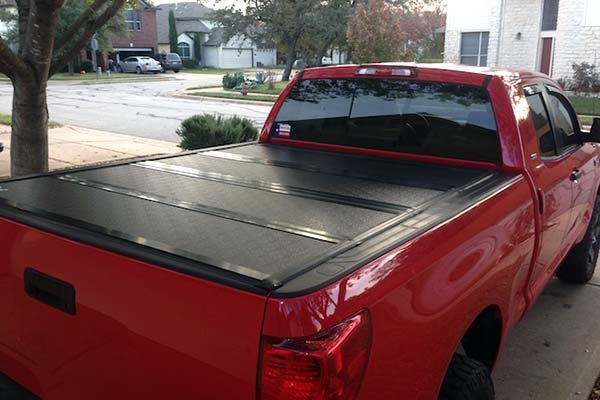 BAK BAKFlip G2 Tonneau Installed on 2011 Toyota Tundra Standard Bed - Customer Submitted Image