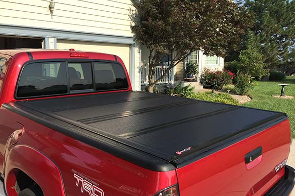 BAK BAKFlip G2 Truck Cover Installed on 2009 Toyota Tacoma Standard Bed - Customer Submitted Image