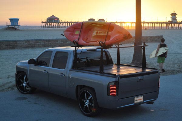 2015 2016 2017 Chevy Colorado Toolbox Tonneau Covers
