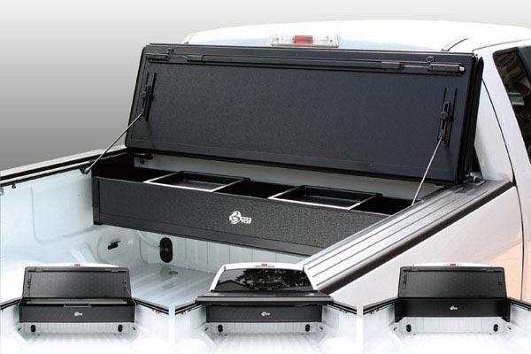 bak bakflip cs tonneau cover with bakbox 2 toolbox opening
