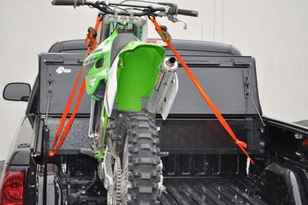 bakflip HD bakbox tonneau toolbox dirtbike