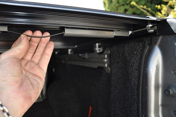 bakflip fibermax tonneau cover easypull