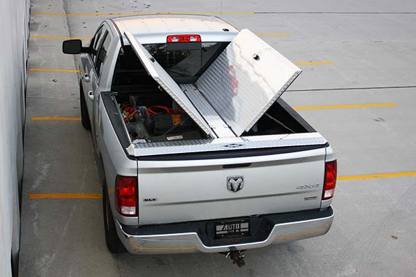 diamondback 180 truck bed cover above rear rel5