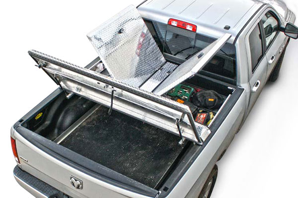 diamondback 270 truck bed cover alum