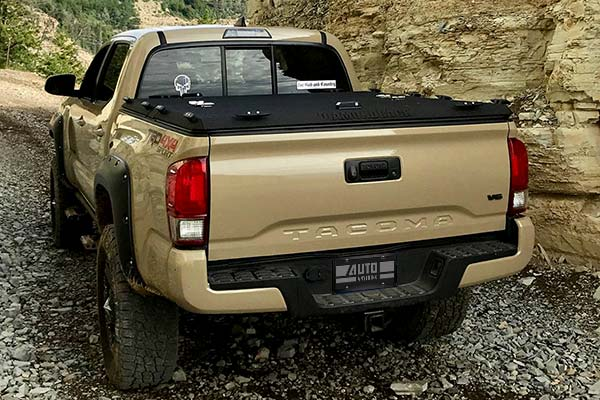 diamondback hd installed on tan toyota tacoma