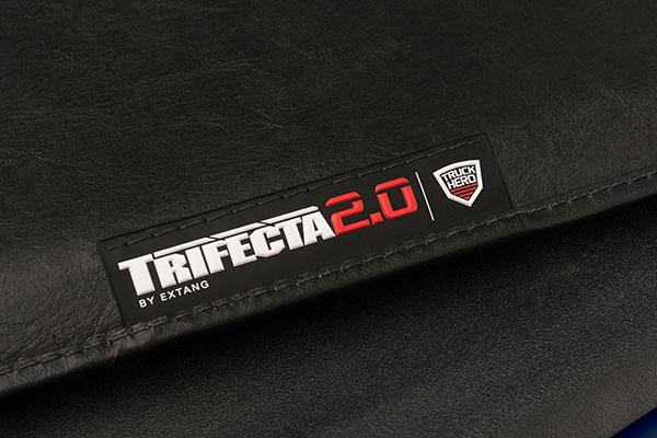 extang trifecta 2 0 folding tonneau cover badge
