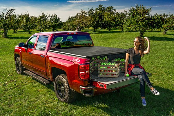 extang trifecta 2 0 folding tonneau cover lifestyle 2