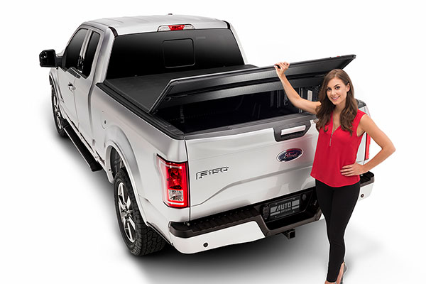 extang trifecta 2 0 folding tonneau cover open 2