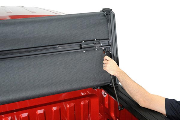 extang emax folding tonneau cover prop in cover