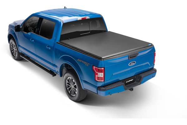 Lund Hard Fold Tonneau Cover Folding Truck Bed Cover Autoanything