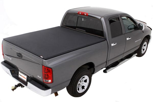 lund genesis elite hinged tonneau cover sleek
