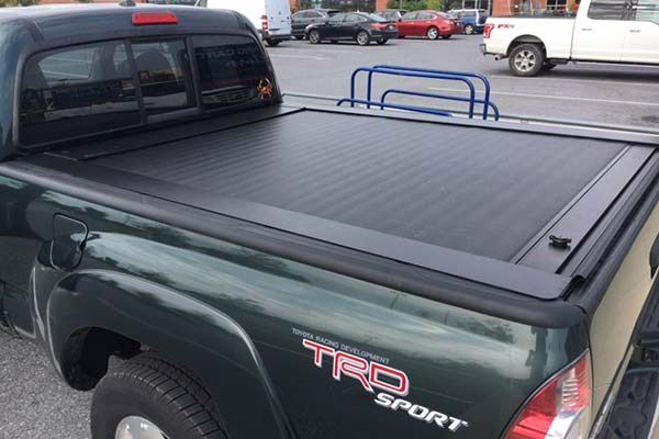 Pace Edwards Jackrabbit Tonneau Cover Retractable Truck Bed Cover Autoanything