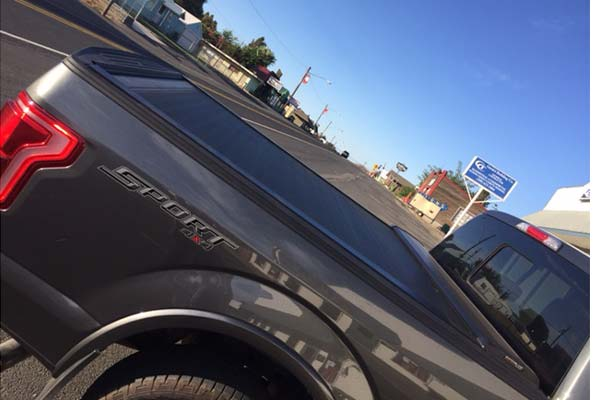Customer Submitted Image - Pace Edwards Switchblade Tonneau Cover for 2015 to 2019 Ford F-150