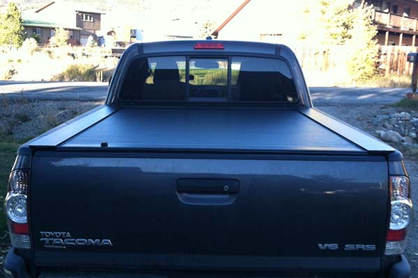 Customer Submitted Image - Pace Edwards JackRabbit Tonneau Cover for Toyota Tacoma