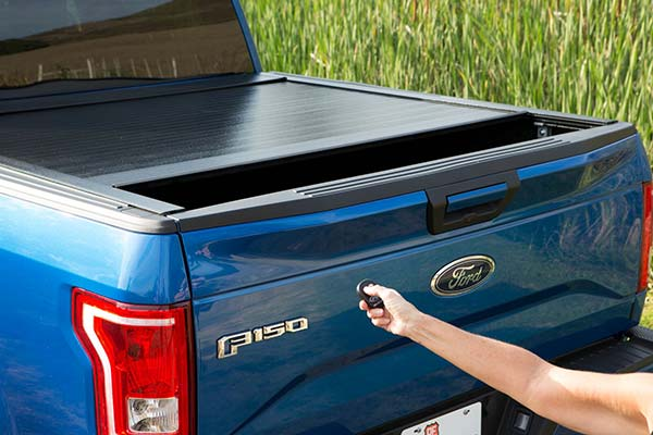pace edwards bedlocker tonneau cover lifestyle1 remote