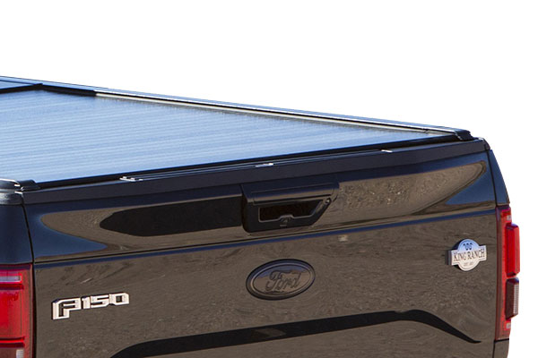 pace edwards ultragroove metal tonneau cover installed