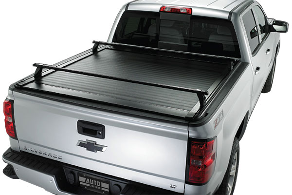 pace edwards ultragroove metal tonneau cover with rack