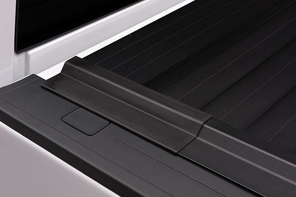 proz ultratrack premium retractable tonneau cover detail 2