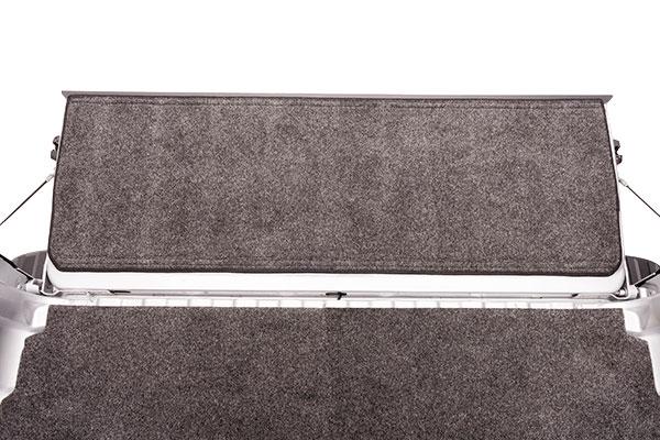 proz premium carpet tailgate mat detail