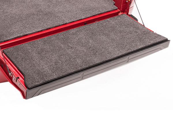 proz premium carpet tailgate mat tundra