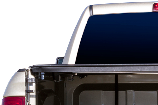 proz premium proroll tonneau cover with truck bed light front seal