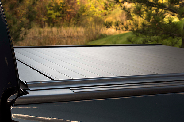 proz protrack retractable tonneau cover detail
