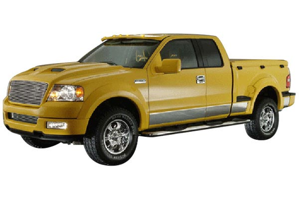 ranch sportwrap tonneau cover yellow truck
