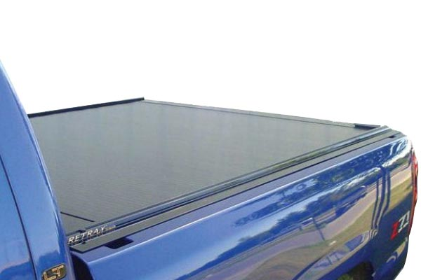 retrax powertraxone tonneau cover standard rails