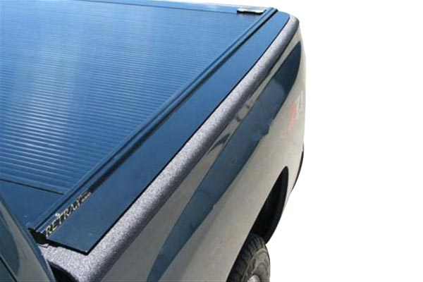 retrax retraxone tonneau cover wide rails
