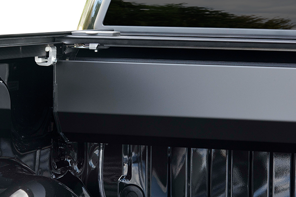 retrax retraxpro mx tonneau cover rolls up for easy access