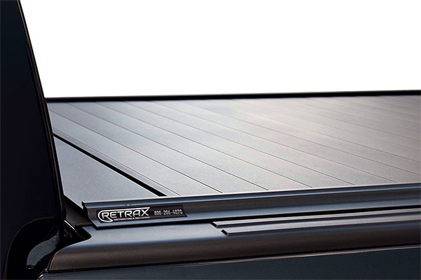 retraxpro mx tonneau cover flush mounted