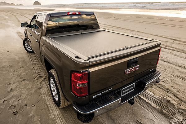 roll n lock a series retractable tonneau cover beach lifestyle