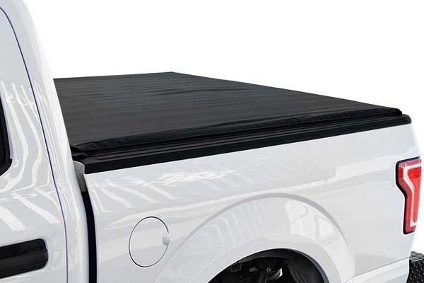 steelcraft roll up tonneau cover installed