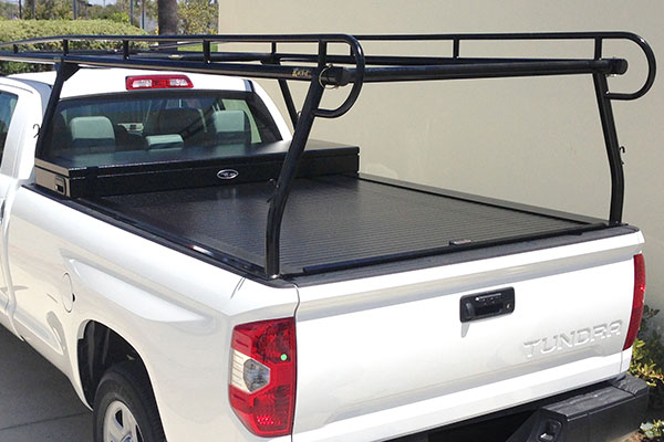 tc usa tonneau cover rack sample
