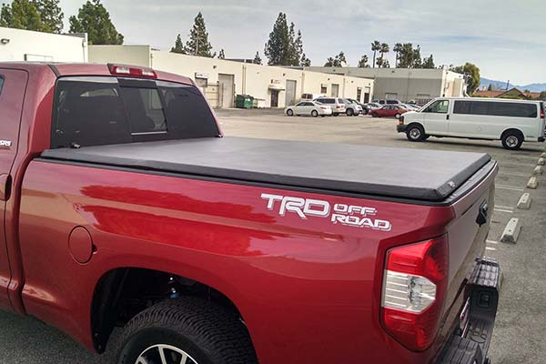 Customer Submitted Image - TonnoPro TonnoFold Tonneau Cover for 2014-2019 Toyota Tundra