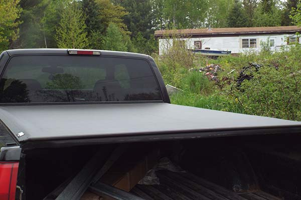 Customer Submitted Image - TonnoPro LoRoll Tonneau Cover for 1999 to 2007 Chevy Silverado & GMC Sierra