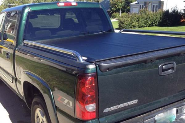 Customer Submitted Image - TonnoPro LoRoll Tonneau Cover for 2004 to 2007 Chevy Silverado & GMC Sierra