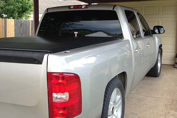 Customer Submitted Image - TonnoPro LoRoll Tonneau Cover for 2007 to 2014 Chevy Silverado & GMC Sierra