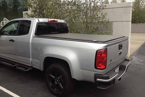 Customer Submitted Image - TonnoPro LoRoll Tonneau Cover for 2015 to 2019 Chevy Colorado & GMC Canyon
